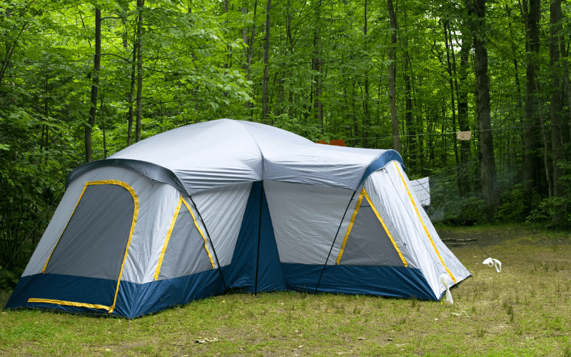 Tunnel Camping Tent