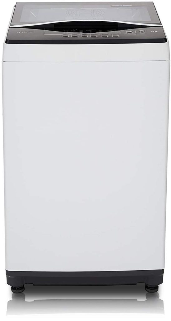 Bosch fully automatic top load washing machine