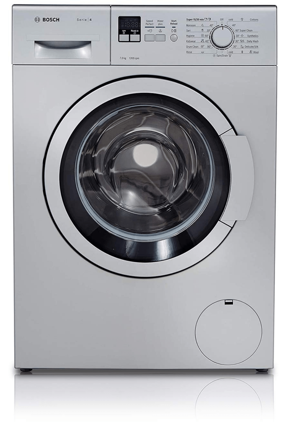 Bosch 7 Kg Fully Automatic Front Loading Washing Machine