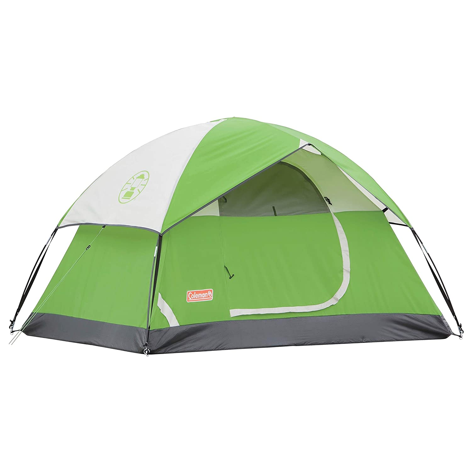 Coleman Sundome <br>Camping Green Tents