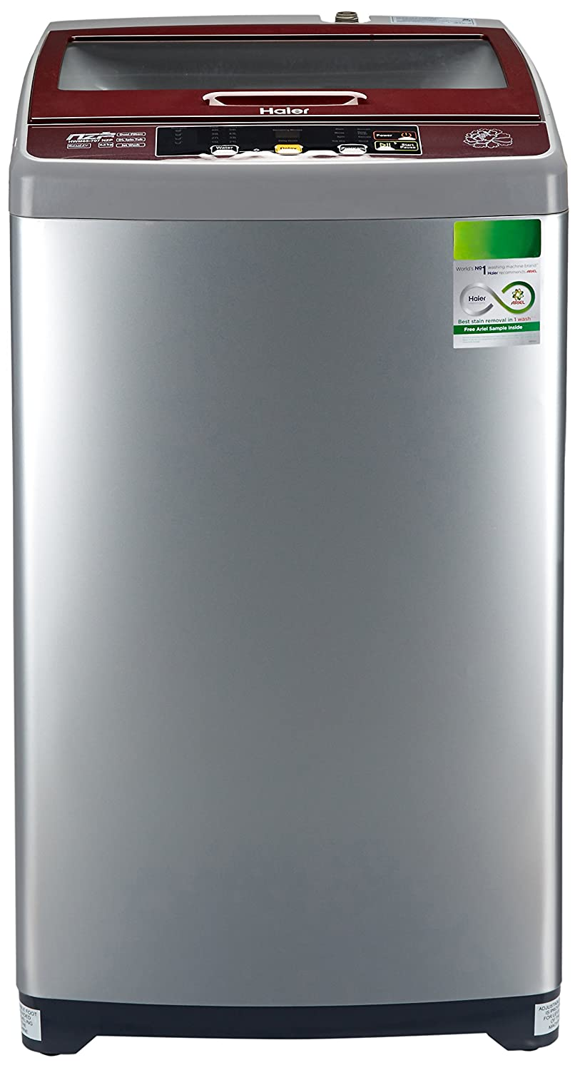 Haier 6.5 kg Top Loading Fully <br>Automatic Washing Machine