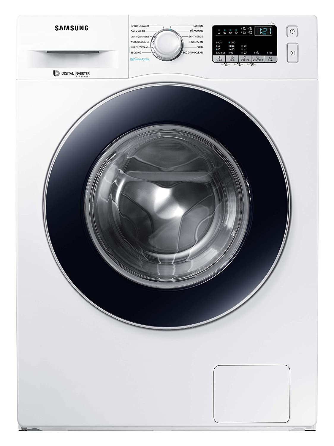 Samsung 7 Kg 5 Star Inverter Fully Automatic Front Loading Washing Machine