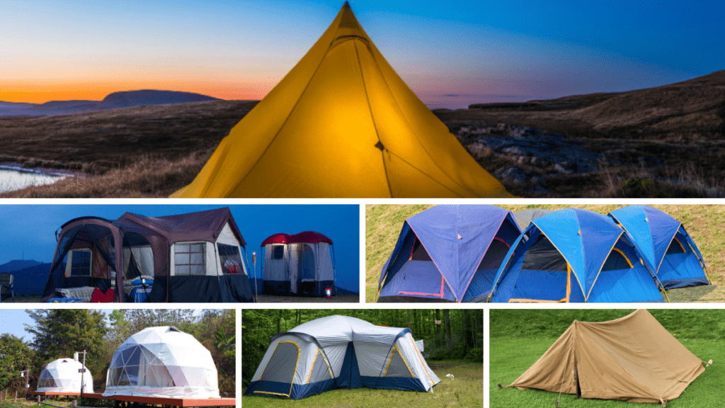Comprehensive Camping Tent Buying Guide For Campers