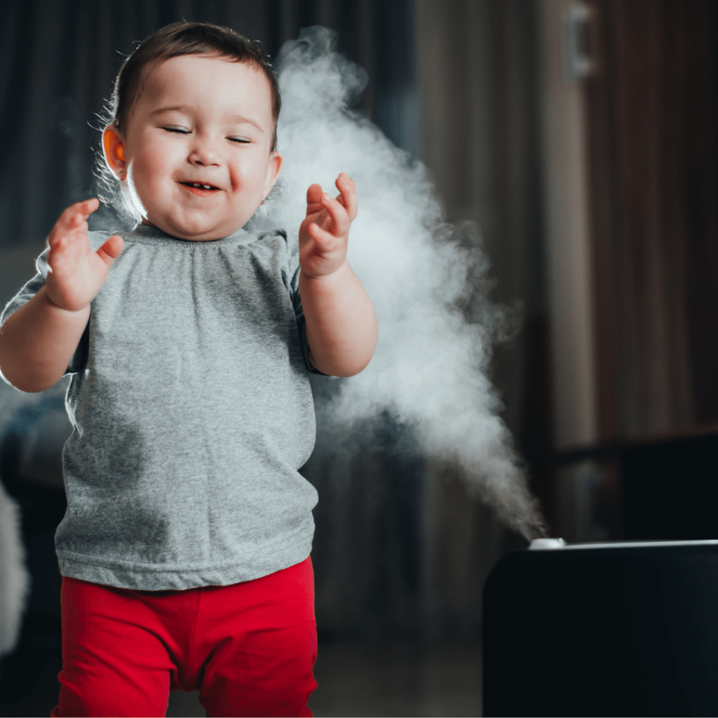 humidifier benefits for babies
