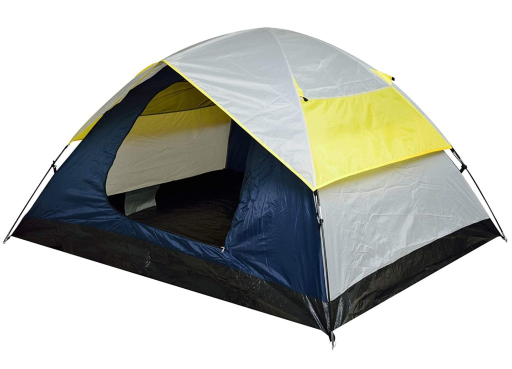 Voroly Outdoor Waterproof Camping tent for 2 person