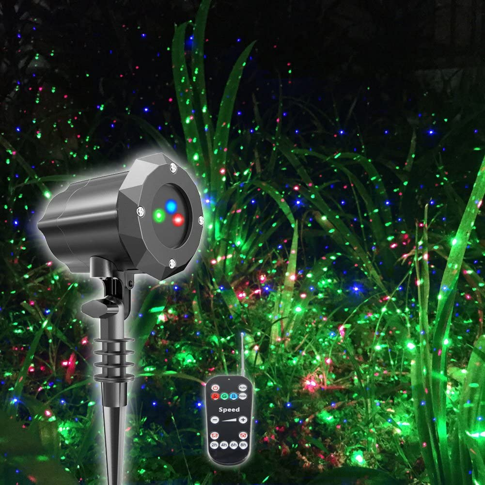 Poeland Christmas Light <br>Projector