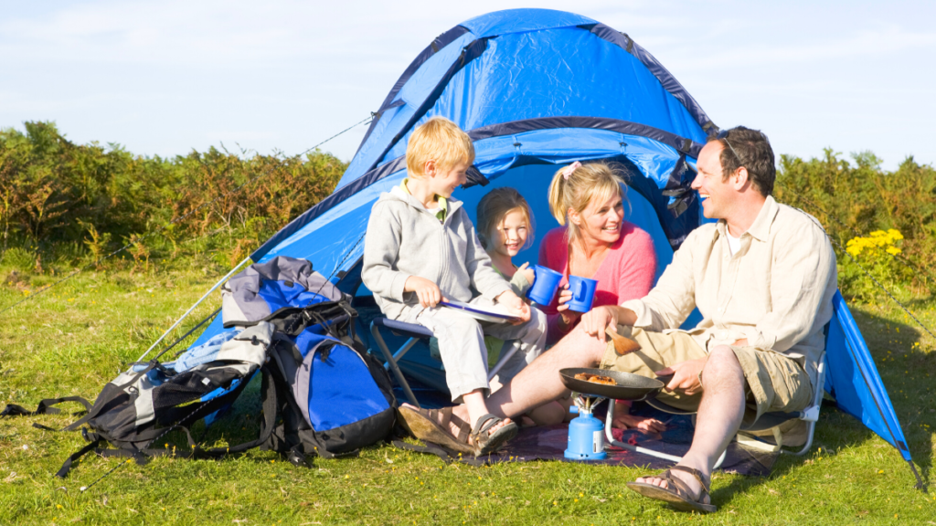 5 Best Inflatable Camping Tent For Your Next Vacation With Friends Or Family