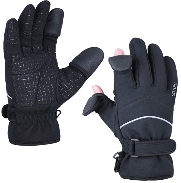 Goture - 30°F Ice Fishing Gloves