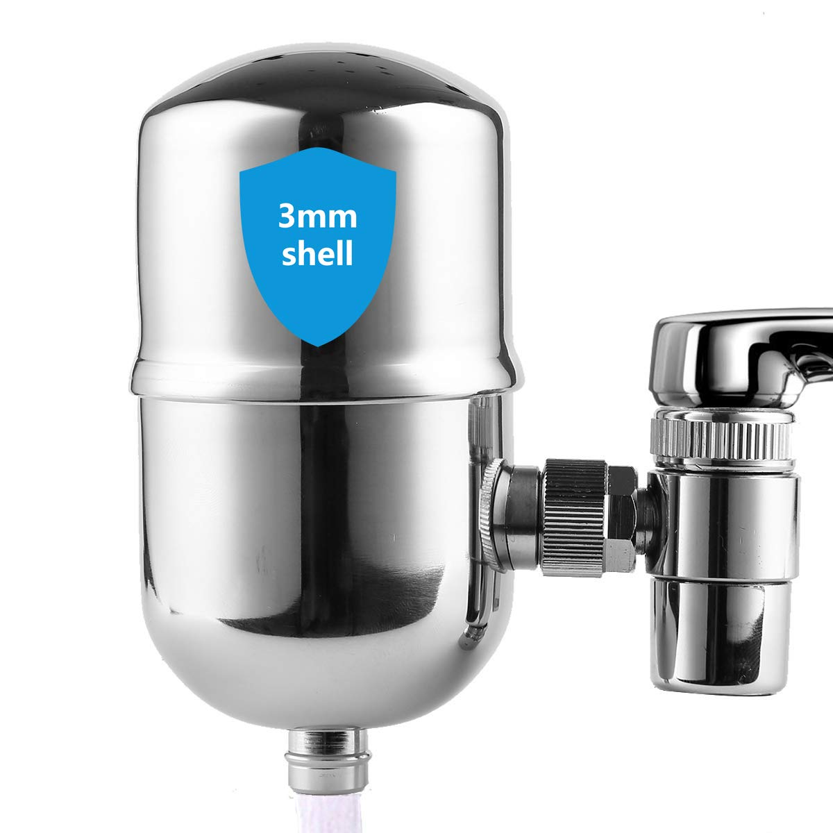 WINGSOL Stainless Faucet Filter