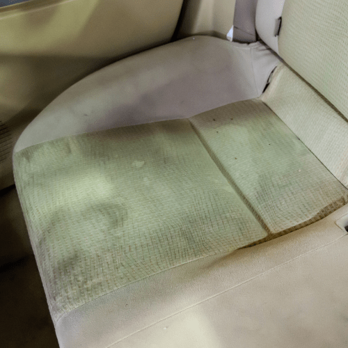 How To Get Stains Out Of Leather Car Seats - DIY Method