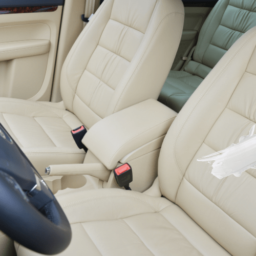 Get Grease Stains Out Of Your Leather Car Seats