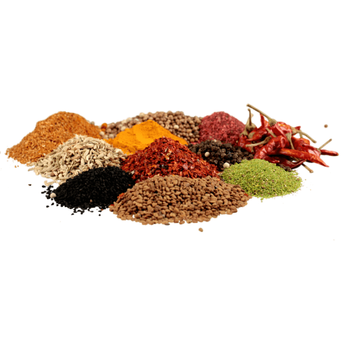 Spices Smell