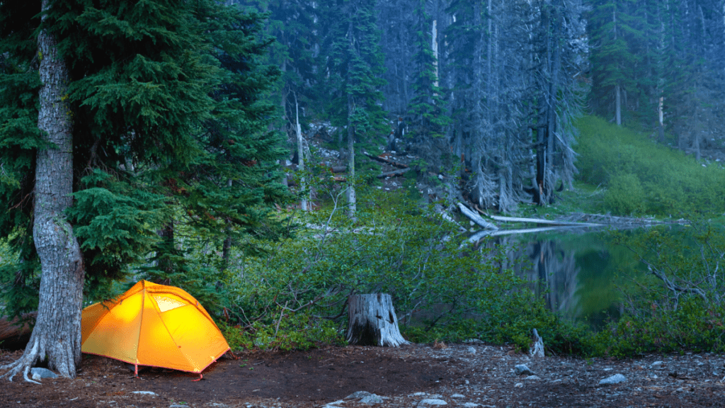 Camping In The Rain: Tips & Checklist