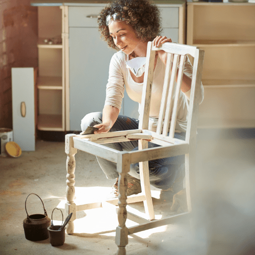 Remodel Your Old Furniture