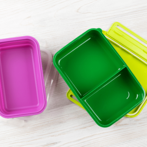 Extra Empty Snack Boxes To Store Food