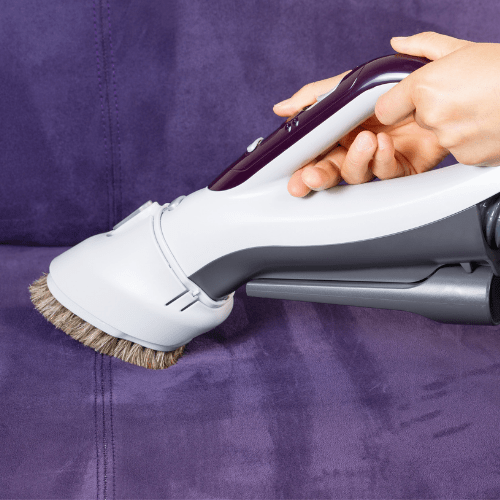 Keep The Bristles Of The Roller Clean