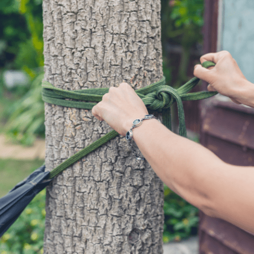 Learn All About Hammock Knots While Camping In Summer