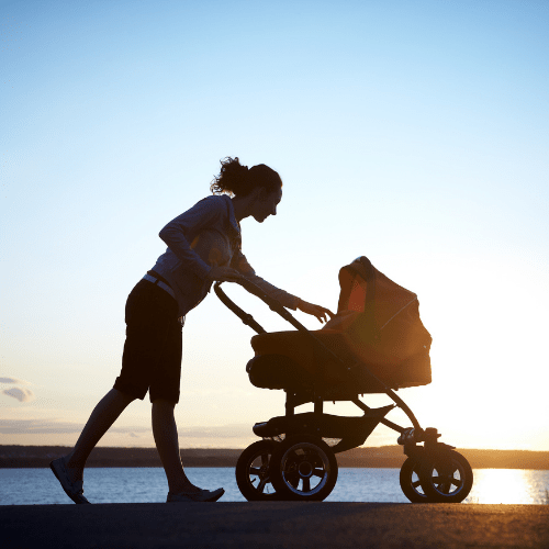 Baby Stroller For Convenient Traveling At The Destination - Road trip with toddlers