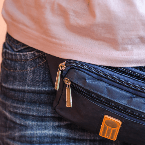 Don't Forget To Pack Travel Money Belt Waist For A Two Week Trip