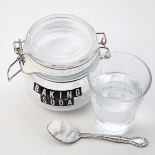 Use Baking Soda, Salt & Hot Water To Unclog A Double Kitchen Sink With Disposal